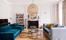 Османская квартира со смелым дизайном в самом сердце Парижа
