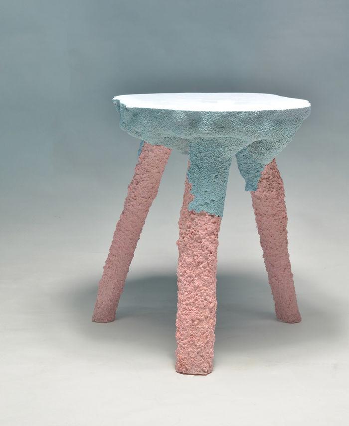 Мебель из жесмонита. Дизайн и фото: Гэвин Кейтли (Gavin Keightley)
