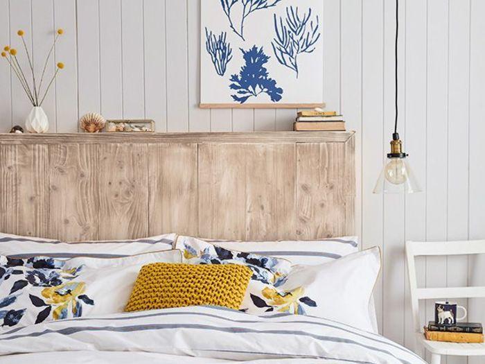 Спальная комната. Фото: Joules