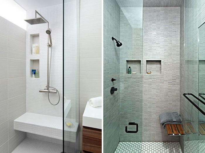 Фото слева: дизайнер Paul K Stewart. Фото: Brandon Barre. Справа: дизайнеры Jordan Parnass Architecture. Фото: Frank Oudeman и Sean Karns.
