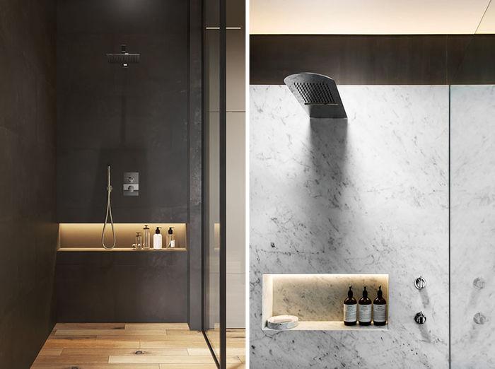 Фото слева: Cartelle Design. Справа: Minosa Design
