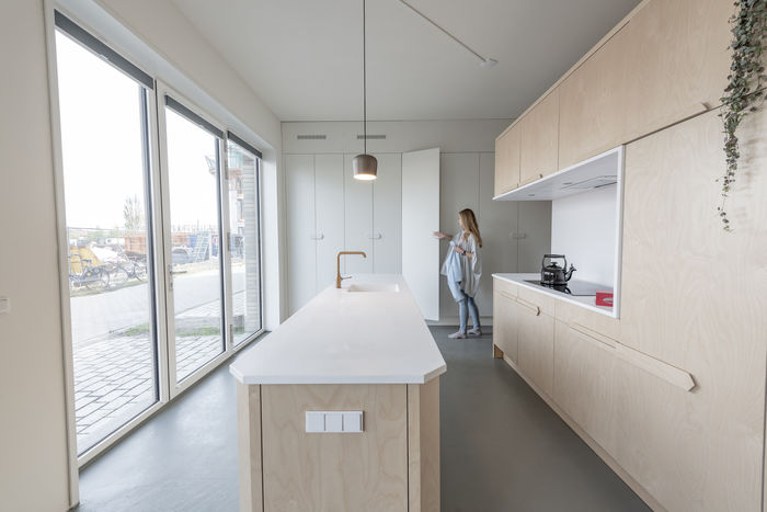 Дизайн: Heren 5 architects. Фото: Leonard Faustle