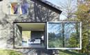Трансформация старого сарая в современный загородный дом