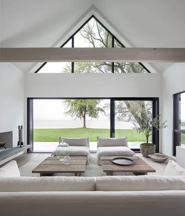 Woven House in Milwaukee / Bruns Architecture. Источник: https://homeworlddesign.com/