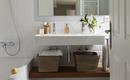 5 точных дополнений, расширяющих ванную комнату