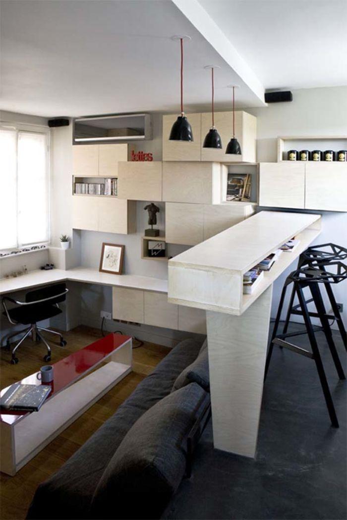 Дизайн и фото: архитекторы Marc Baillargeo и Julie Nabuce