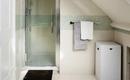 6 функциональных душевых для маленьких ванных комнат