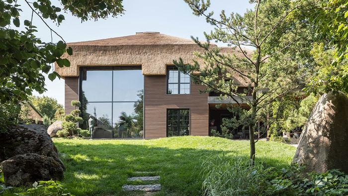 Дом- «Шкруб» от Сергея Махно. Фото: Сергей Кадулин