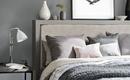 Спальня в серых тонах: 8 очаровательных примеров