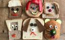 Веселые сэндвичи, которыми хочется любоваться