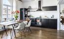 Мода на черные холодильники – смелый шаг в будущее