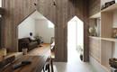 Уют и теплая роскошь необычного японского дома