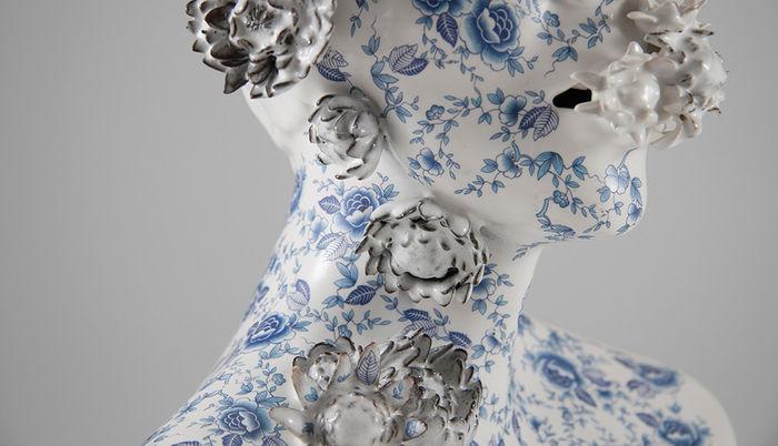 Скульптура и фото: Jess Riva Cooper