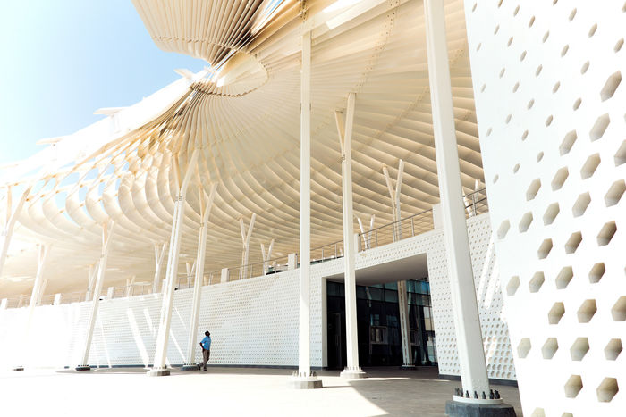 Источник: snohetta.com, Фото: © Firas Al Raisi, Luminosity Productions