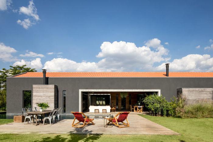 Архитектурная студия FGMF Arquitetos. Фото: Fran Parente