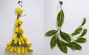 Мода в листьях – восхитительная коллекция одежды из листьев