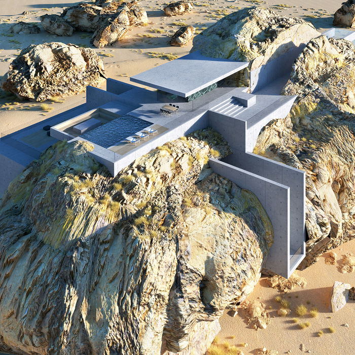 3D архитектурный дизайнер Amey Kandalgaokar
