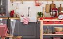 Как превратить неудобную кухню в элегантное пространство