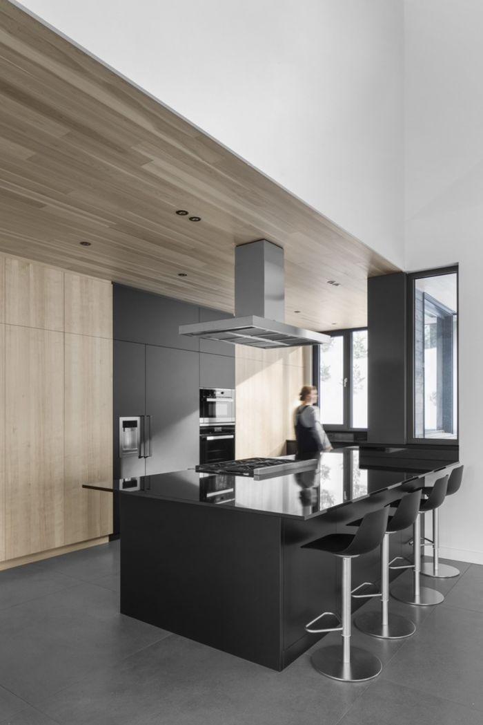 Проект: Architects: Bourgeois / Lechasseur architects/ Фото: Adrien Williams