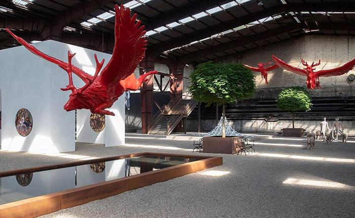 виставка NordArt 2020