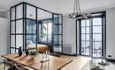 Небольшая шведская квартира с умным дизайном