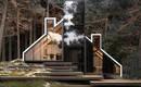 Дом YORK – архитектурный шедевр на опушке леса