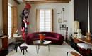 Английский дом ценителя искусства и брендовой мебели