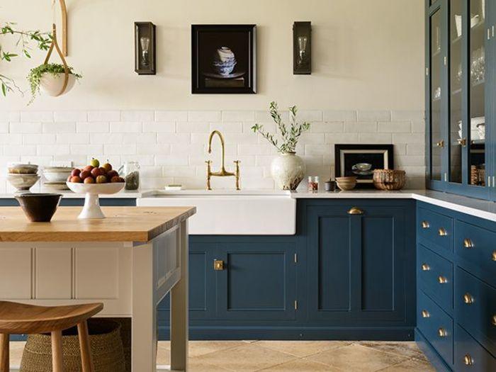 Источник фото: The Classic English kitchen, deVOL
