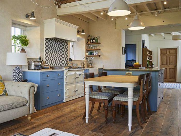 Источник фото: Bespoke Shaker kitchen, The Main Company