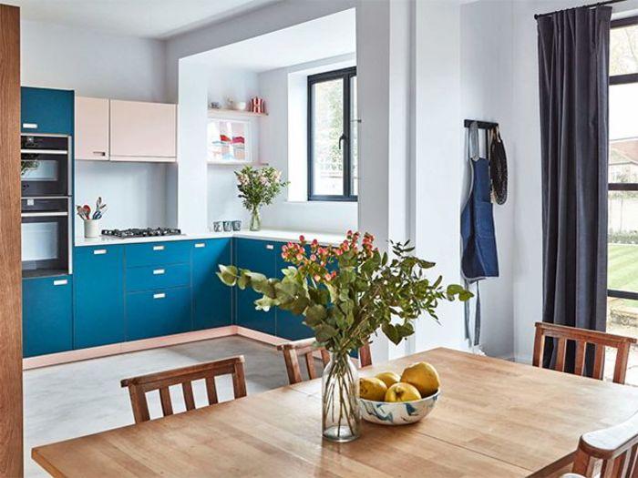 Источник фото: Atlantic Blue kitchen, Pluck