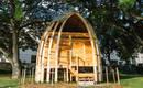Сборные дома из использованной древесины