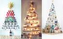 Необычные альтернативы обычной новогодней елке