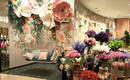 Два в одном: чайный зал в цветочном пространстве Cha Bei