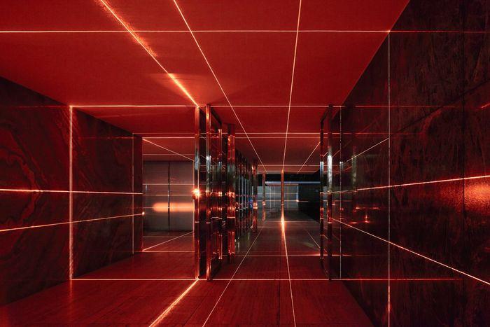 Немецкий павильон в Барселоне Мис Ван дер Роэ. Фото: Kate Joyce