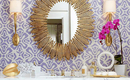 Тайны зазеркалья: 6 смелых идей для ванной комнаты