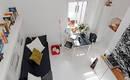Як оформити холостяцьку квартиру площею всього 17 кв. М?