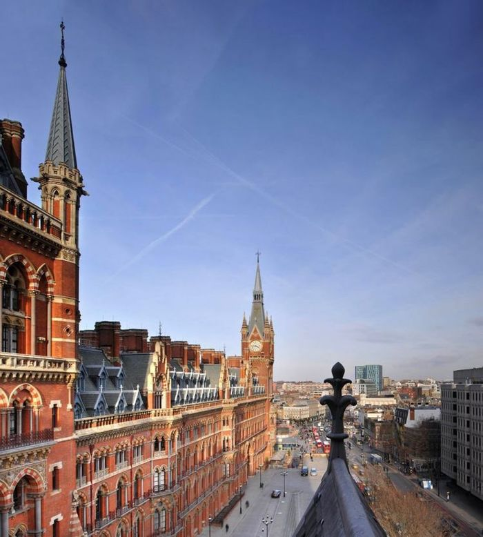 Фото: St Pancras Chambers
