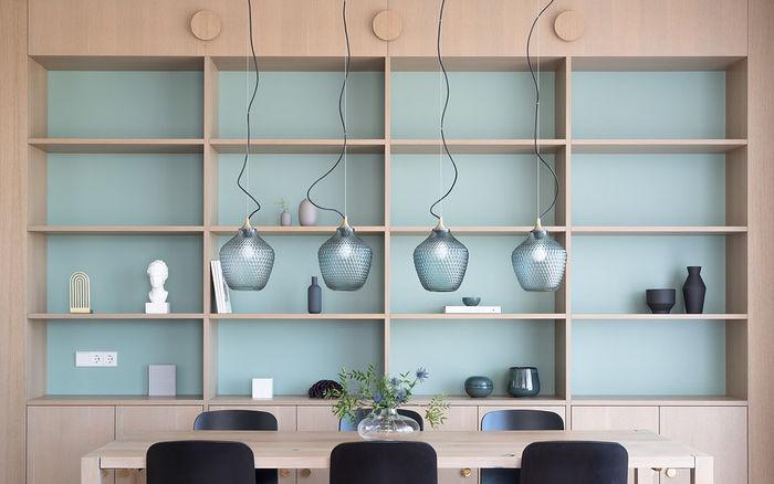 Интерьер: Ингрида Беляуске, October Design Interior. Фото: Вайдотас Дарулис