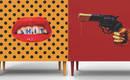 «Сумасшедшая» мебель: как в журнале «Туалетная бумага»