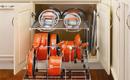 Учитывая углы на кухне: как лучше использовать пространство