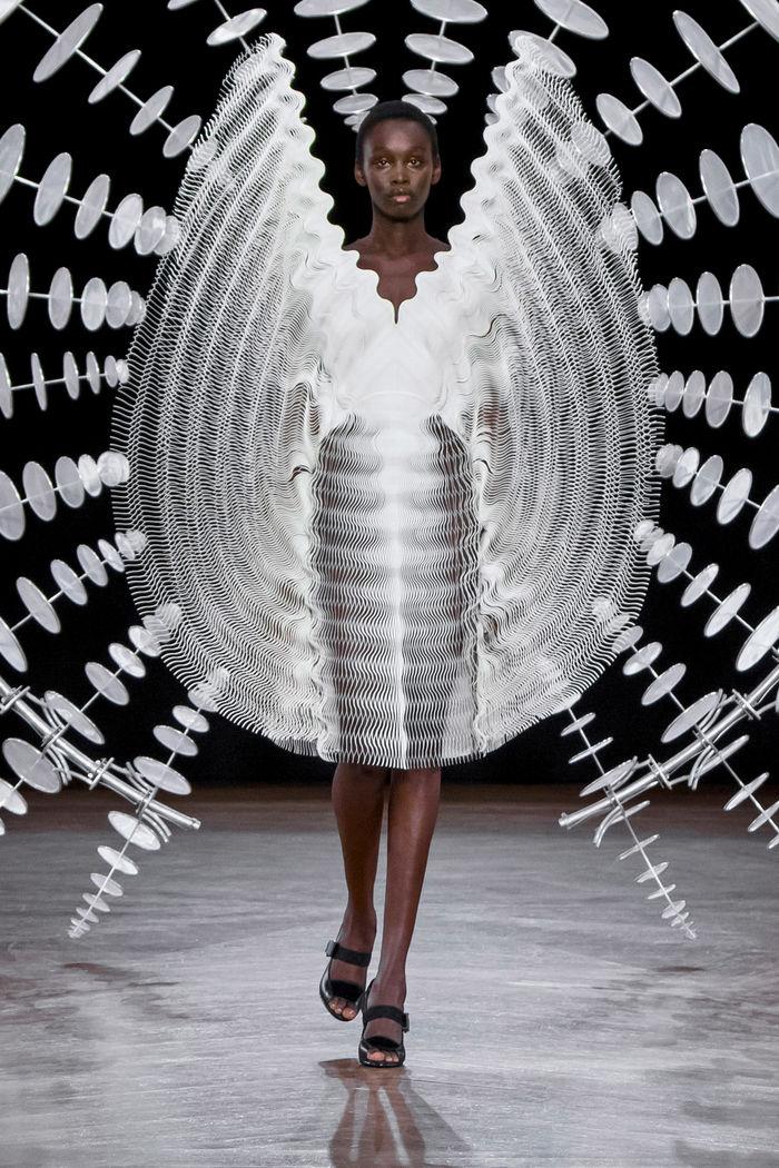 Источник фото: Paris Haute Couture week