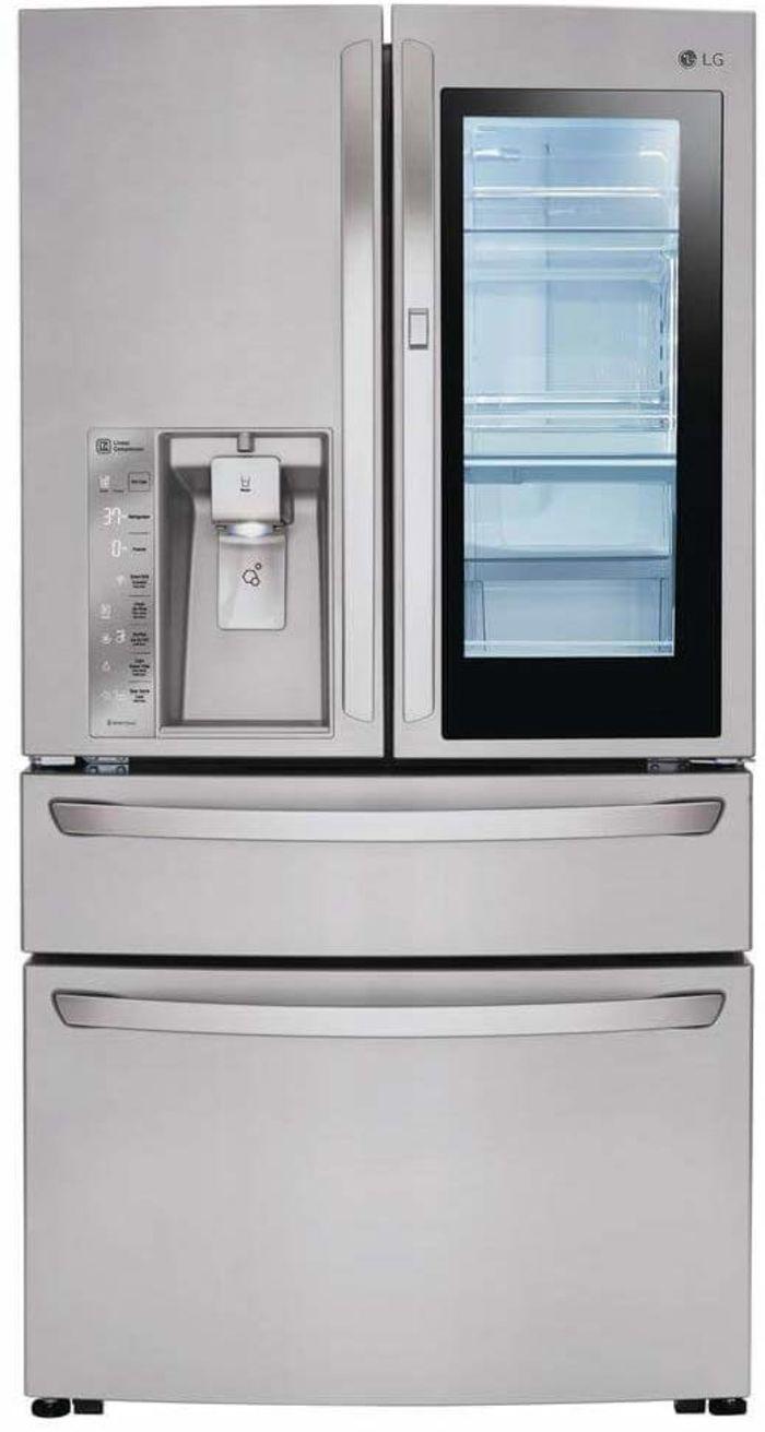 Холодильник LG LMXC23796S
