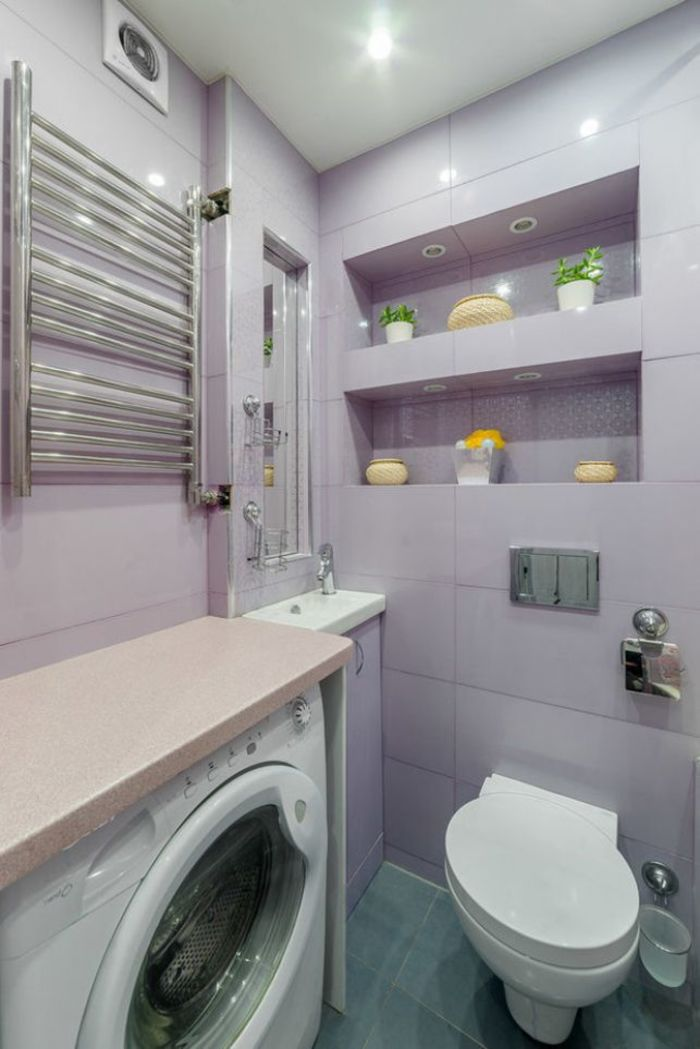 Источник фото: https://www.architecturaldigest.com/story/small-bathroom-ideas
