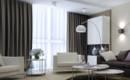 5 идей для модного оформления окон в гостиной