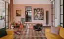 Военный склад 30-х получил розовые стены и бархатную мебель