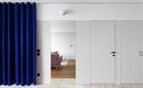 Всего один яркий элемент изменил дизайн квартиры
