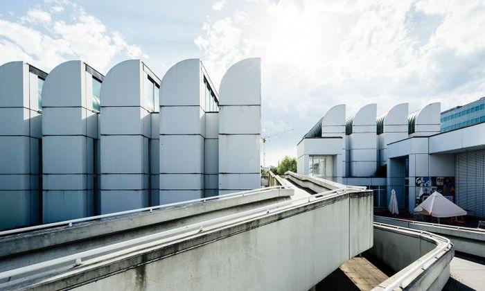Баухаус-Архив в БерлинеTillmann Franzen, tillmannfranzen.com © VG Bild-Kunst, Bonn 2018