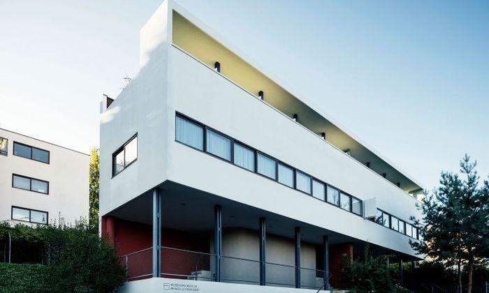 Музей Вайсенхоф в ШтутгартеTillmann Franzen, tillmannfranzen.com © F.L.C. / VG Bild-Kunst, Bonn 2018