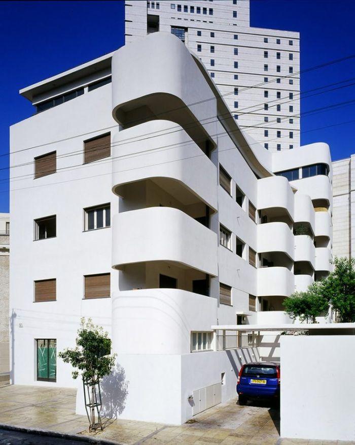 Дом Бруно, улица Штрауса, 3, Тель-Авив, Зеев Халлер, 1933