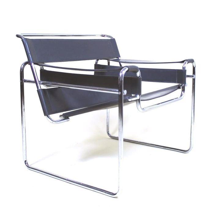 кресло Wassily от Marcel Breuer